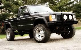 Press Release #51: Jeep Comanche MJ 4.5