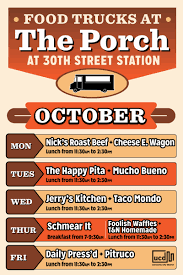 Food Trucks At The Porch October Schedule | University City District Uw Health Culinary Uwhealtheats Twitter Honeybee Photography Food Truck Friday In Mendota Heights Orlando Schedule Cnections Mccs Cherry Point Tuesday At Civita Park San Diego From 5 Box Of Chacos Catering Alesmithbrewing On Food Truck Schedule For This Week 116 City Pensacola Florida The Upside Trucks Porch September University District Kick Off Villager Newspaper Online Sept 8 Oil News