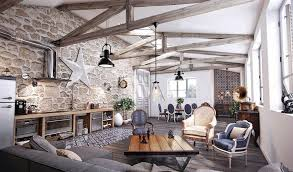 Rustic Decor Living Room Archives