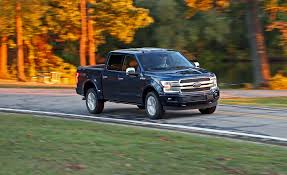 100 Ford Truck Pics 2018 F150 50L V8 4x4 SuperCrew Review Car And Driver