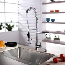 Kraus Kitchen Faucets Canada by Kraus Khf20033kpf1602ksd30ch 33 Inch Farmhouse Single Bowl
