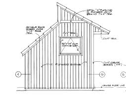 6x8 Wood Shed Plans by Mei 2016 Shed Dormer Plans