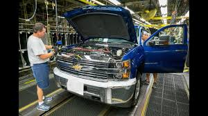 General Motors Flint Assembly Plant (Chevrolet Silverado, GMC Sierra ... Gm Investing 12 Billion In Fort Wayne Plant Northeast Indiana Gmc Canyon Denali Vs Honda Ridgeline Review Business Insider General Motors Pushing Alinum Body Trucks Cardinale Suvs Crossovers Vans 2018 Lineup 111 Years Of Hauling A Truck History Picks Up Market Share Pickup Truck War With Ford Spied Motorsintertional Mediumduty Class 5 2019 Chevy Silverado Excels Eeering Lacks Flare For Pin By Nelson Grubbs On Pinterest Trucks Black 2012 Sierra All Terrain Hd Concept Calls Back And Fixing Drivers Magazine