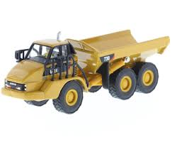 100 Cat Truck Toys 187 Diecast Model 730 Articulated Dump Mini Hot Kid