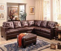 Bobs Furniture Leather Sofa And Loveseat by Decor Lovable Brown Leather Lawrence Sofa Loveseat Living Room