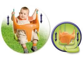 balancoire siege balançoire siège bébé 2 en 1 balancoires et portiques plein air