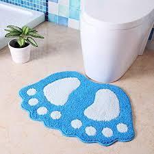 fuß wasser absorbierenden matten fußabtreter bad rutschfeste