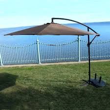 patio ideas hfu 302 10 ft cantilever umbrellahalf patio umbrella