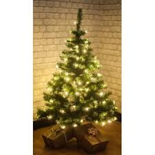 3ft Pre Lit Blossom Christmas Tree by Christmas Trees Christmas Tree Stands U0026 Skirts Tj Hughes