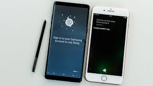 Apple iPhone 8 Plus vs Samsung Galaxy Note 8 Rival schools