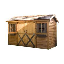Home Depot Storage Sheds Metal by Home Design Great Lowes Barns For Your Shed Decorating Ideas