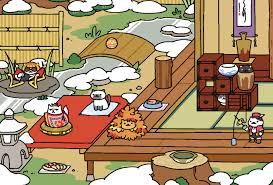 Neko Atsume Remodel Zen Style Home