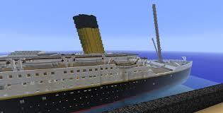 minecraft the rms titanic 2nd version update 1 abandoned