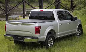 100 Car With Truck Bed LOMAX TriFold Tonneau Cover For Ford F150 KC Auto