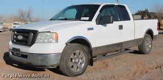 100 49 Ford Truck For Sale 2006 F150 XLT SuperCab Pickup Truck Item DB51 SOL