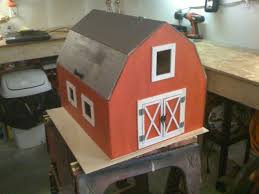 barn toy box woodworking plans wooden plans country wood furniture