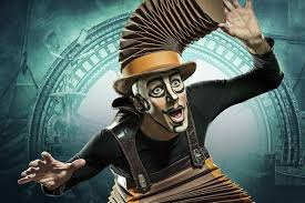 Kurios Cabinet Of Curiosities by Kurios Big Top Touring Show Cirque Du Soleil