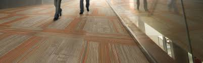 Static Dissipative Tile Grounding Detail by Maintenance Shaw Contract Shaw Hospitality