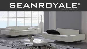 canapé design blanc canap design blanc trendy canape cuir noir places canap d angle