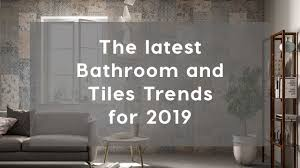 Bathroom And Tiles Design Trends 2019 From Cersaie 2018 8 Best Bathroom Tile Trends Ideas Luxury Unusual Design Whats New And Bold 10 Inspiring Designs 2019 Top 5 Josh Sprague Guaranteed To Freshen Up Your Home Of The Most Exciting For Remodel Bathrooms Renovation Shower 12 For Remodeling Contractors Sebring 2018 Emily Henderson In Magazine Look