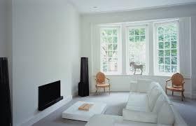 moderne wohnzimmergestaltung mit weißem bild kaufen