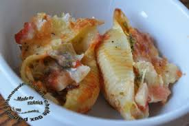 comment cuisiner un patisson blanc conchiglionis farcis aux pâtissons poireaux céleri à la sauce