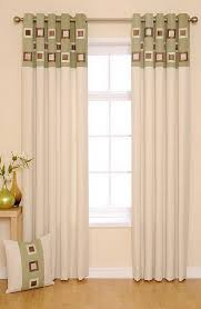 fresh curtain in living room photo 11335