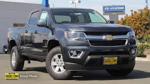 New 2019 Chevrolet Colorado 4WD Work Truck Crew Cab Pickup In ...