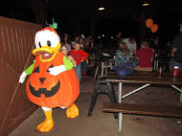 Singing Pumpkins Grim Grinning Pumpkins Projector by Halloween At Disney U0027s Fort Wilderness Resort Golf Cart Parade