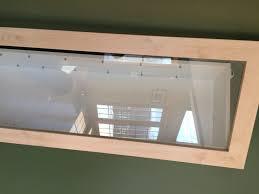 Ikea Wall Mounted Glass Display Case 50 Dartlist