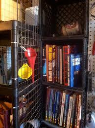Milk Crate Shelves Bing