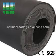 sound barrier materials fireproof mass loaded vinyl barrier buy