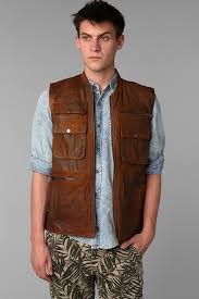 16 best vests images on pinterest vests leather vest and television