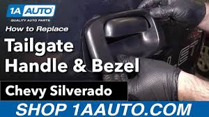 How To Replace Install Tailgate Handle And Bezel 06 Chevy Silverado ... Chevy S10 Tailgate Parts Diagram 2000 Silverado Truck Accsories Bozbuz 2001 Wiring Photos 2016 Kendall At The Idaho Center Auto Mall Big Tex Garage Sale Nbs And Nnbs Parts Truckcar Forum Gmc 2005 Used 471955 Amazoncom Dorman 38646 Hinge Kit Automotive 2014 Z71 1500 Jam Session For C10 1968 Html Autos Weblog Jzgreentowncom