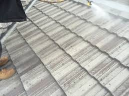 roof painting and sealing roof guard roofing