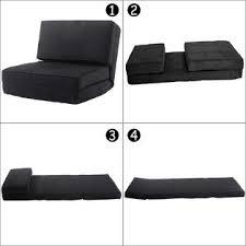 Flip Chair Convertible Sleeper by Goplus Fold Down Chair Flip Out Lounger Convertible Sleeper Bed