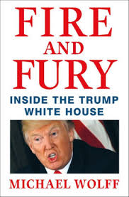 Fire and Fury Inside the Trump White House by Michael Wolff