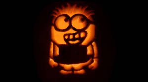 Pumpkin Carving Stencils Minion by Pumpkin Carvings Adam Alexander U0027s Blog