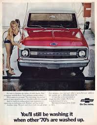 70s Madness! 10 Years Of Classic Pickup Truck Ads | The Daily Drive ... Affordable Colctibles Trucks Of The 70s Hemmings Daily 1971 Chevrolet Ck Truck For Sale Near Arlington Texas 76001 Mondo Macho Specialedition Kbillys Super 1970 70 C10 Custom Long Bed Pickup Sold Youtube Short Barn Find 1972 Stepside Curbside Classic 1980 K5 Blazer Silverado The Charlton Gmc Sierra 1500 Questions 1994 4l60e Transmission Shifting Classic Chevy Trucks Google Search Cars And