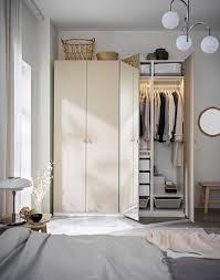 pax reinsvoll vikedal combinaison armoire blanc gris