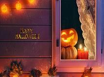 Live Halloween Wallpapers For Desktop by New Free Screensavers Halloween Screensavers