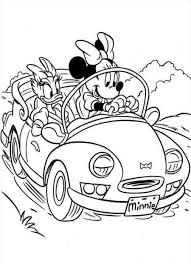 Minnie Mouse Free Printable Coloring Pages No 17