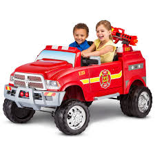 KidTrax 12V Dodge Ram 3500 Fire Engine With Detachable Water Gun (3 ... Kidtrax Avigo Traxx 12 Volt Electric Ride On Red Battery Powered Trains Vehicles Remote Control Toys Kids Hudsons Bay Outdoor 6v Rescue Fire Truck Toy Creative Birthday Amazoncom Kid Trax Engine Rideon Games Fast Lane Light And Sound R Us Australia Cooper Diy Rcarduino Rideon Jeep Low Cost Cversion 6 Steps Modified Bpro Short Youtube Power Wheels Paw Patrol Walmart Thrghout Exquisite Hose For Acpfoto Masikini Best Toys Images Children Ideas