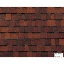 shop owens corning laminate terra cotta asphalt roofing shingle at