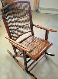 How To Repair And Restore A Bamboo Rocking Chair | Dengarden