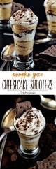 Skinnytaste Pumpkin Pie Cheesecake by Pumpkin Spice Cheesecake Shooters Tidymom