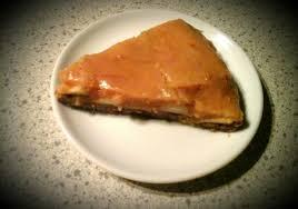 vegane apfel birnen torte