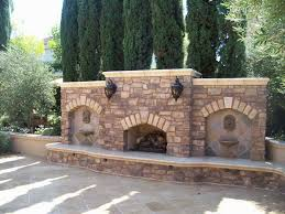 Download Outdoor Fireplace Plans