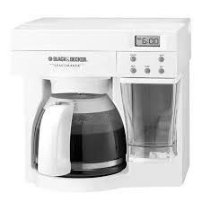 Black Decker Spacemaker 12 Cup Under The Counter Coffee Maker ODC440