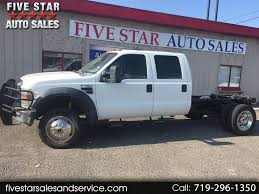 Used Ford F-450 Super Duty For Sale Colorado Springs, CO - CarGurus